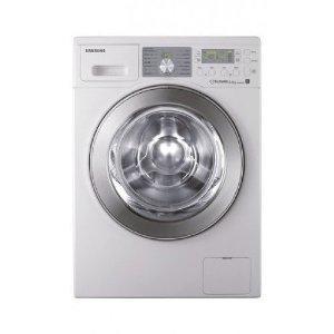 SAMSUNG ECOBUBBLE 8KG 1400 spin speed washing machine £330.48 @ AMAZON