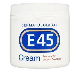 E45 cream 350g £3.50 at superdrug