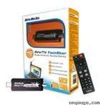 AVerTV A825 TwinStar Dual TV Tuner With Remote & Aerial Only £2.99 @ Comet ***Instore***