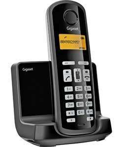 Siemens Gigaset AL110A Telephone with Answer Machine-Single - £14.99 @ Argos