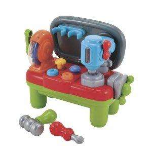 Early Learning Centre - My First Workbench  / My First Shop half price @ Amazon now £10 each del