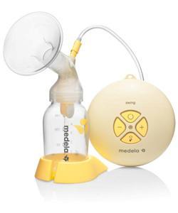 Medela Swing Electric Breast Pump £82.50 @ NCT
