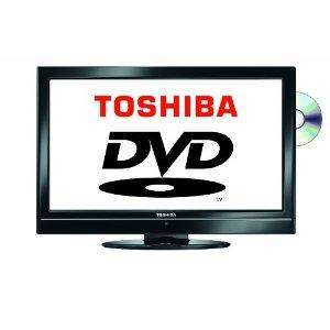 Toshiba 19DV501B 19-inch Widescreen HD Ready LCD TV with Built-in DVD player - £122.36 Delvered @ Amazon