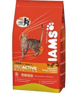 IAMs Cat Food 1kg £3.99 @ Argos (also on 3 for 2 offer...)