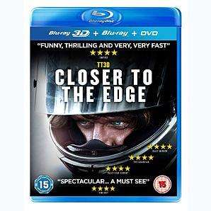 TT: Closer to the Edge triple play [BLU RAY] £13.47 @ Asda