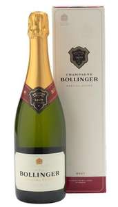 Bollinger Champagne @ Tescos £20.69 instead of £42.99