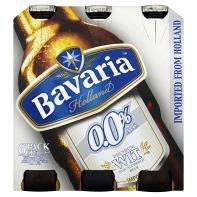 Bavaria Non Alcoholic Wheat Beer - 6 x 250ml - only £1 at Asda!