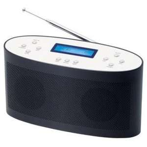 Sainsburys Red Dab Radio £19.99 looks a good kitchen radio @ Sainsburys (Collect @ store)