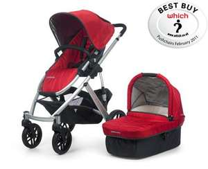 UPPAbaby Vista Pushchair/Stroller - £380.00 delivered @ Amazon US