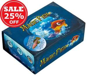 Magic Fish - Instant Fish!  (think Sea Monkeys) £7 @ PrezzyBox