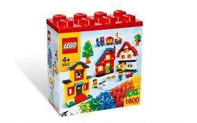 Lego 5512 XXL Box 1600 pieces £25 @ Tesco