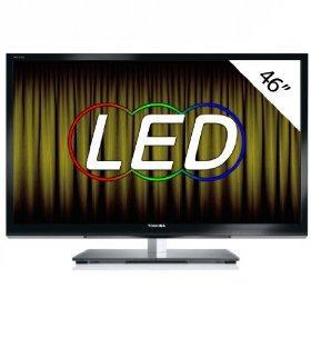 "Toshiba 46""UL863 Full HD 1080p LED Smart TV Freeview HD 100Hz + 5 years gaurantee @ M&S  £499"