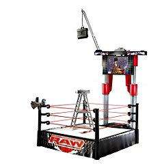WWE Money in the Bank Match Ring was £44.99 now £6.74 @ sainsburys