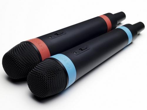 Singstar Wireless Microphones PS2 & PS3 £7.00 @ Morrisons (instore)