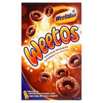 Weetabix Weetos Half Price @ Tesco £1.25