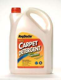Rug Doctor Carpet Detergent 4 litres £2.99 @ home bargains normally £14.99 Nationwide :-)