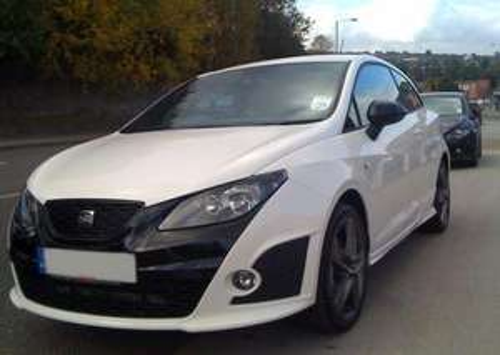 Seat Ibiza Bocanegra Cupra £15,745 @ Swindon Motor Park (Save £2910) 180hp, Supercharge + Turbo, Flappy Paddle etc etc