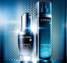 Free Lancome's Genifique and Visionnaire trial- FB