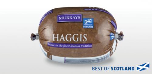 Fresh Haggis 0.99p @ Aldi