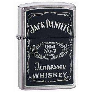 Jack Daniel's Petrol Lighter (Zippo Style) £1.99 incl. delivery - Amazon/GreatDeals4u
