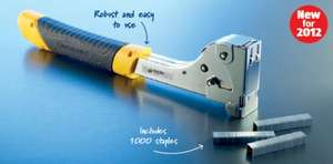 Hammer Tacker £9.99 @ Aldi in store from 19/1/11
