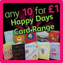 10 Cards for £1.00 is BACK! @ Card Factory