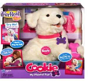 ASDA, Hasbro FurReal Friends Cookie My Playful Pup, instore only £26.66