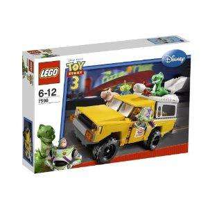 LEGO Toy Story 7598 Pizza Planet Truck Rescue @ Amazon - £16.39