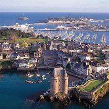 'Mini Cruise' from Portsmouth to St Malo (inc return from Isle of Wight) with Brittany Ferries £36.95 @ Hover Travel
