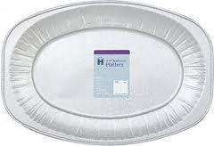 Sainsburys 35cm Oval Foil Platter (3pk) was £2.50, now 25p Instore