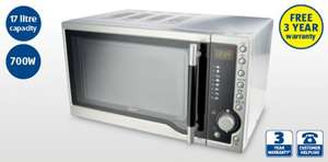 Microwave Oven back at Aldi £44.99