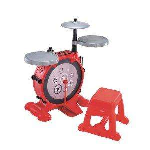 Early Learning Centre - Super Sounds Electronic Drum Kit half price now £20 del @ Amazon