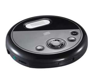 Personal CD Player 97p in store @ PC World