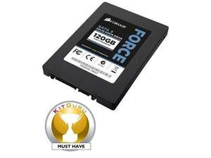 """Corsair 120GB SSD 2.5""""  (Read 550MB/s, Write 510MB/s) £119.98 + Free Delivery @ dabs.com"""