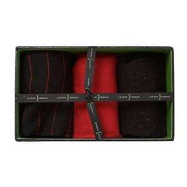 Jasper conran socks pack of 3 @ debenhams £15 - now £4.50 delivered