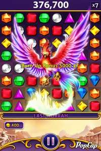 Bejeweled Blitz (iPod, iPhone, iPad, iPad 2) - FREE @ Apple iTunes App Store