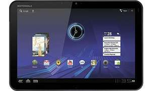 """Motorola Xoom 32gb 10"""" Android Tablet @ Dixons £224.10 delivered. using code tablet10"""