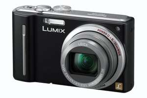 Panasonic TZ8 Digital Compact Camera - Argos - £114.99