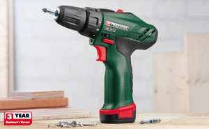 10.8V Lithium-Ion Cordless Drill £29.99 @ Lidl