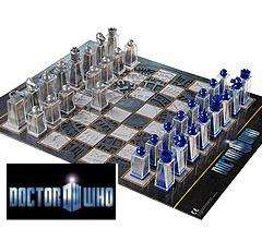 Dr Who Animated Chess Set £8.99 save £21 @Home Bargains