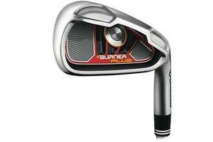 Taylor Made Burner Plus Irons 4-PW £249.99 @ OnlineGolf