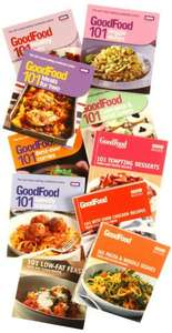 Bbc good food 101 recipes book bundle 10 books 999 whsmith bbc good food 101 recipes book bundle 10 books 999 whsmith forumfinder Images