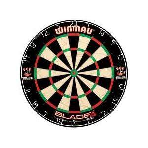 Winmau Blade 4 Dartboard (John Lewis exclusive with set of darts) £15.99