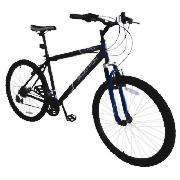 "Silverfox Turmoil Front Suspension Adults 26"" Wheel Bike – Men's - £62.50 @ Tesco Direct"
