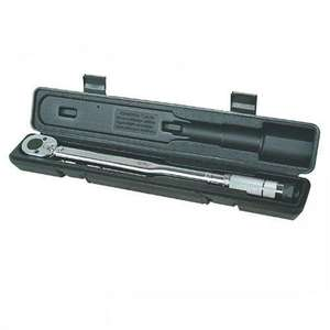 "Silverline 1/2"" drive Chrome Vanadium Torque Wrench 28-210Nm £14.89 Delivered Free @ Amazon"