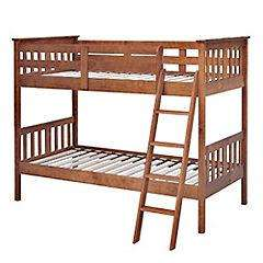 Wooden Bunk Bed 25% off : £149.25 @ sainsburys
