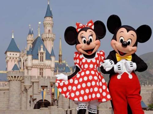 Disneyland Paris: Three Nights Based on Four People Sharing - £169pp - Groupon