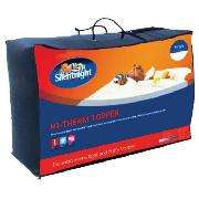 Silentnight Hi-Therm Mattress Toppers all half price @ Tesco ( from £10.50 for single )
