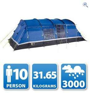 Go Outdoors - Hi Gear Kalahari 10 - 10 Berth Tent - £199.99