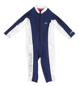 O'Neill Toddlers Lycra Full Sun Suit- Age 2 & 3 - From Boardridersguide.com Was £24.99 now £6.64 with code